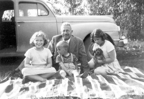 Mienis Onbekend 19__ Onbekend Lientje Picknick