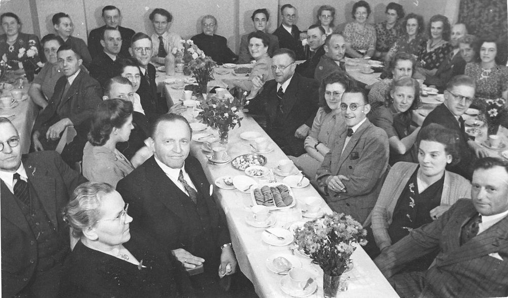 <b>ZOEKPLAATJE:</b>Millenaar-Stout Marijtje 1894 19__ op Onbekend Familiefeest 01