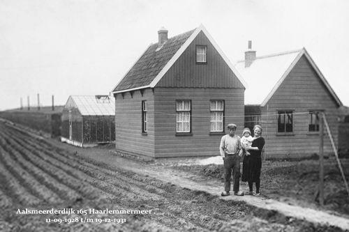 Molenweg 0035 1928 Huize G J Cornelisse