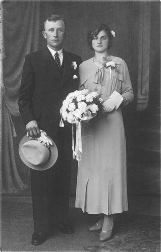 Mulder Albert J 1913 1936 trouwt Hendrika Buis 01