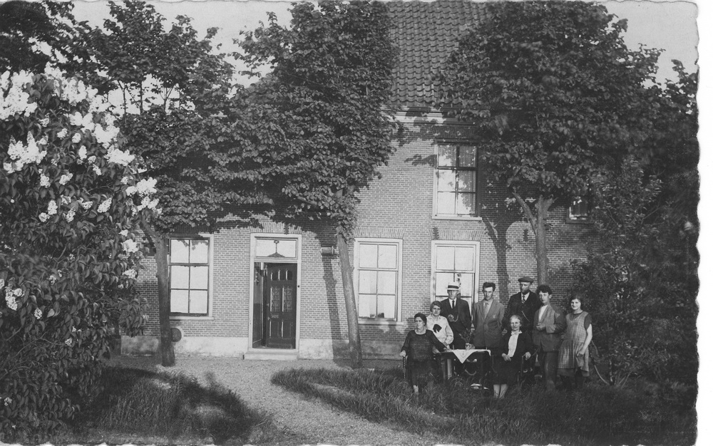 <b>ZOEKPLAATJE:</b>Mulder Albert J 1913 19__ Onbekend 44 voor Boerderij