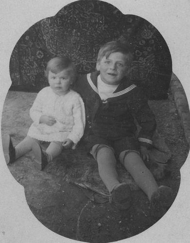 <b>ZOEKPLAATJE:</b>Mulder Albert J 1913 19__ Onbekend 45 Twee Kinderen