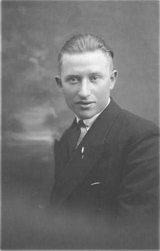 Mulder Albert J 1913 19__ Portret 01