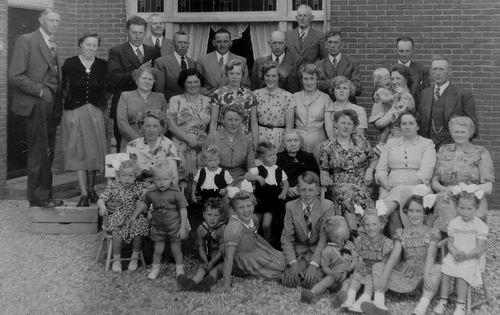 Munsterman-Rijkelijkhuizen Agnes 1953 Familiefoto