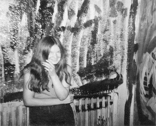 Muziekband Ebon Clepsydra 1970 Optreden in de Waterwolf 08
