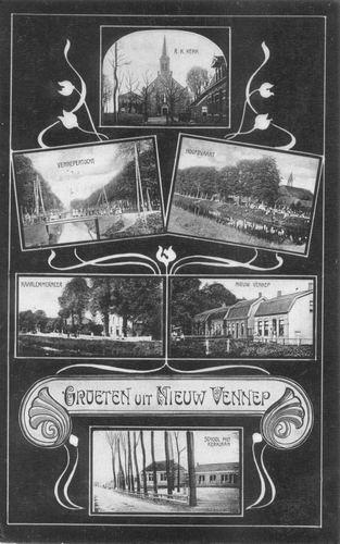 Nieuw Vennep 1908 6-Luik