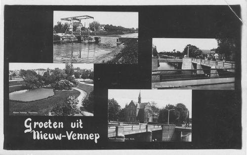Nieuw Vennep 1940 4-luik