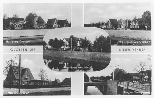 Nieuw Vennep 1944 5-luik