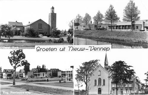 Nieuw Vennep 1968 4-luik ZwW_4