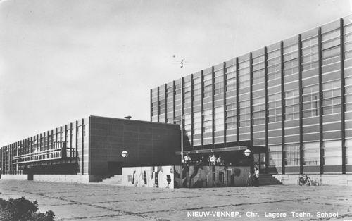 Nieuw Vennep 1971 Christelijke LTS