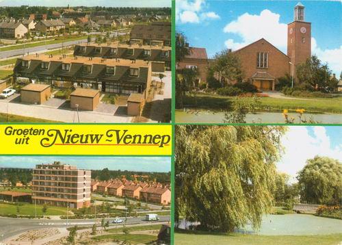 Nieuw Vennep 1978 4-luik