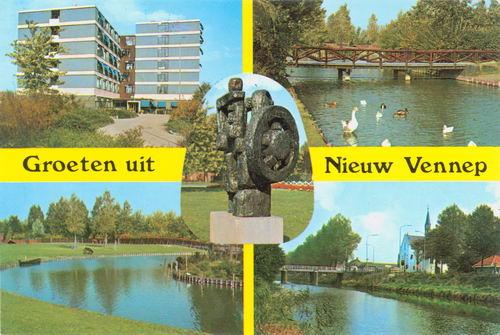 Nieuw Vennep 1981 5-luik