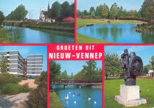 Nieuw Vennep 1988 5 luik