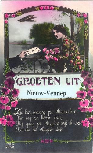 Nieuw Vennep Groeten uit 01