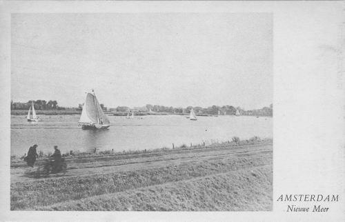 Nieuwe Meer 193_ Zeilen en Watersport
