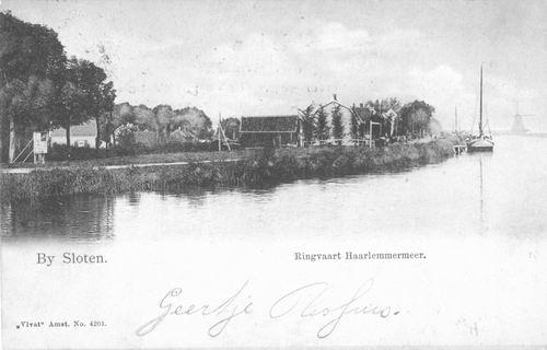 Nieuwemeerdijk 0047 1902 vanaf Sloterbrug