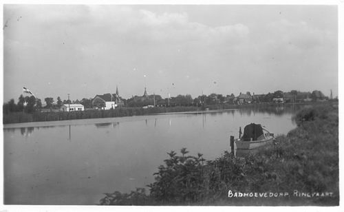 Nieuwemeerdijk 004_ Overzijde 1941 Zwembad Sloten