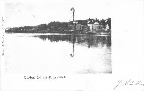 Nieuwemeerdijk 0057 1904 Graanhandel