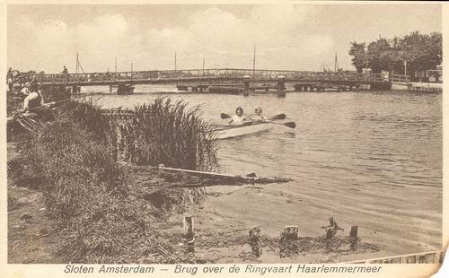 Nieuwemeerdijk 005_ 1934 Oude Sloterbrug