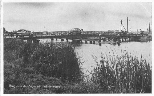 Nieuwemeerdijk 005_ 1949 Sloterbrug
