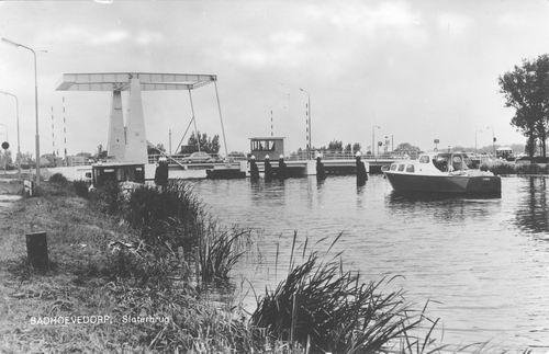 Nieuwemeerdijk 005_ 1962 Sloterbrug