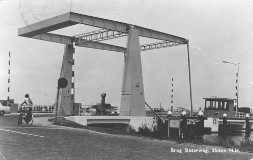 Nieuwemeerdijk 005_ 1963 Sloterbrug