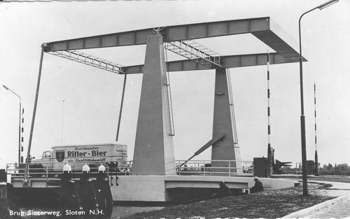 Nieuwemeerdijk 005_ 1964 Sloterbrug