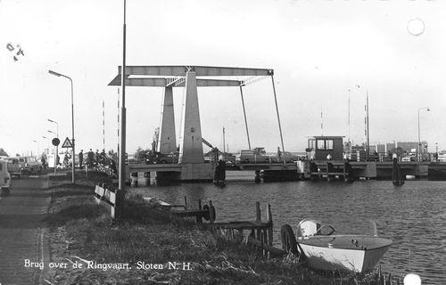 Nieuwemeerdijk 005_ 1965 Sloterbrug