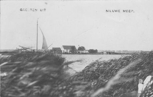 Nieuwemeerdijk 023_ 1924 Onbekend Overzijde