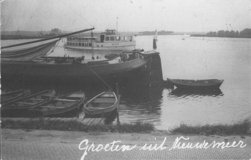 Nieuwemeerdijk 023_ 19__ Onbekend Overzijde