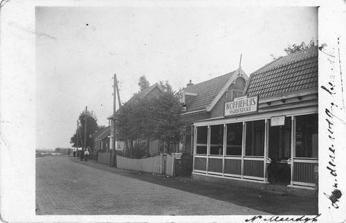 Nieuwemeerdijk 0308 1936 Cafe Watersport