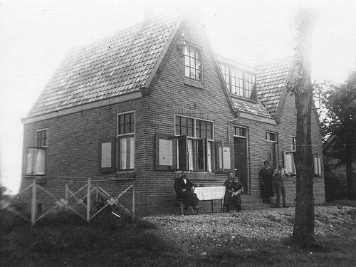 <b>ZOEKPLAATJE:</b>Nieuwemeerdijk Onbekend 19__ huize Jansje