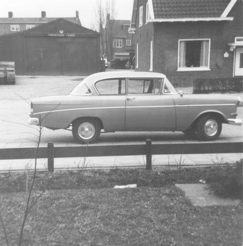 Nieuweweg O 0010 1970 Transportbedrijf Piet Verbeek
