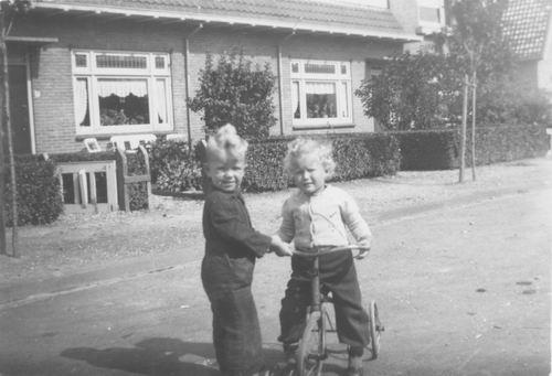 Nieuweweg W 0041-39 1943 Huize v Tienderen