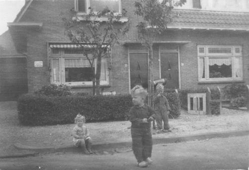 Nieuweweg W 0043-41 1943 Huize v Tienderen