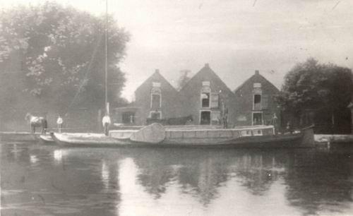 Aalsmeerderdijk 0681 1909 Graanhandel Graan voor Visch