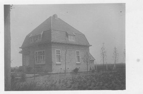 Hoofdweg O 0616 1936 Huize Jeuring
