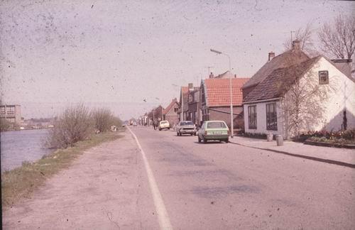 Hillegommerdijk 0020ev 1978-80 Zicht naar Noorden