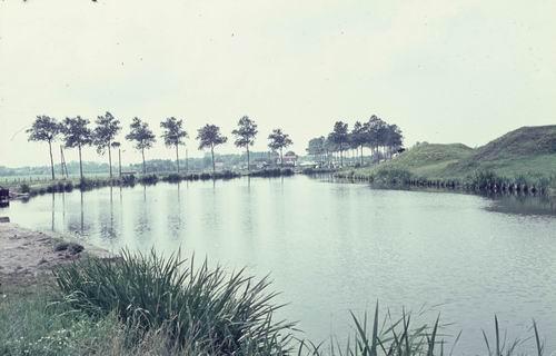 Vijfhuizerdijk 03__ 1978-80 Ringvaart bij Fort de Liede
