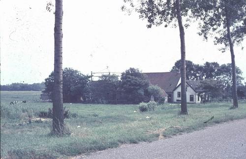 Vijfhuizerdijk 0073 1978-80 Boerderij Veelust G Ramp