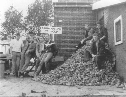 Kofoed Ab 1988 Trouwt Vrienden met Aardappelen