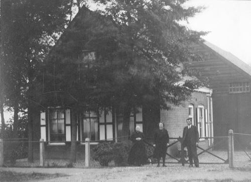 Schipholweg N 0191 19__ Franciscus Hoeve