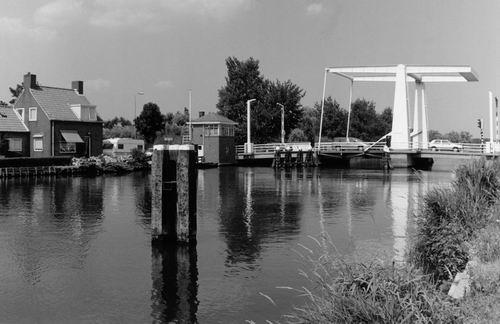 Hillegommerdijk 036_ 1985 Beinsdorp Ringvaartbrug