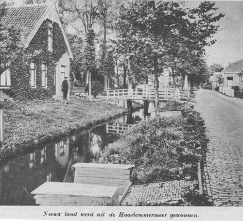 <b>ZOEKPLAATJE:</b>&nbsp;Onbekend Haarlemmermeer 1939 100jr Droogmakingsbesluit 12