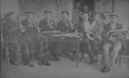 Fanfarekorps Excelsior 1908± Fanfare met Krijn Visser