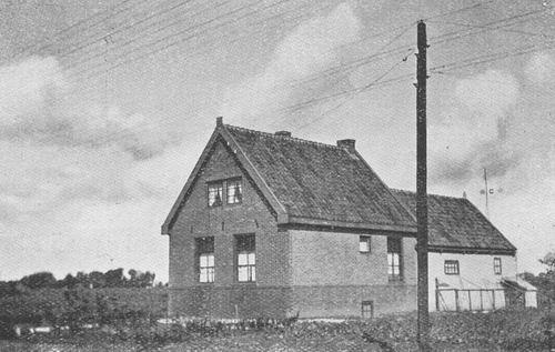 <b>ZOEKPLAATJE:</b>&nbsp;Onbekend Huis bij Aalsmeer 1925