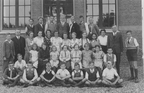 Christelijke MULO Hoofddorp 193_ met Mr Dengerink
