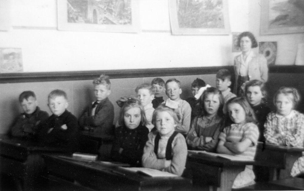 Openbare School 03 195_ Klas met Juf Hulshof