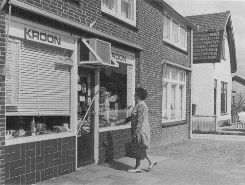 Venneperweg N 1217-1215 1979 Kroon kruidenier