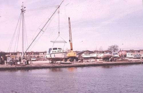 Lisserdijk 0360+ Overzijde Jachthaven Oldenhage 02